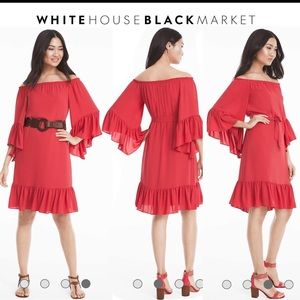 Coming Soon White House Black Coral Off Shoulders